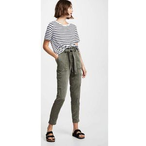 Splendid Scout Cargo Pant in Army Green 27